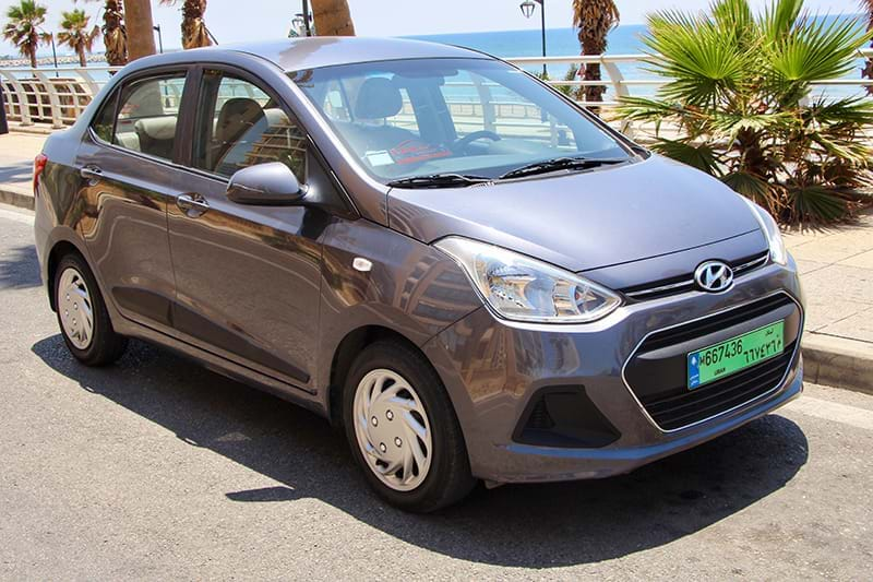beirut rental car